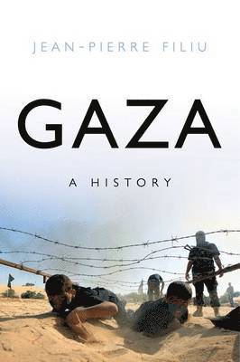 bokomslag Gaza
