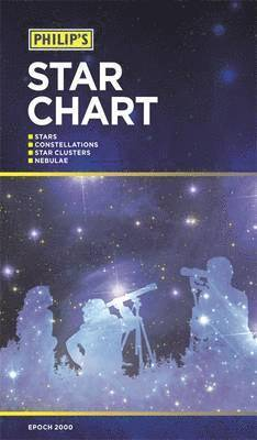 bokomslag Philips star chart