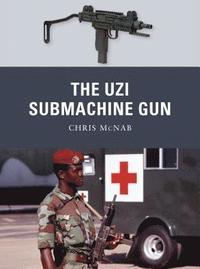 bokomslag The Uzi Submachine Gun