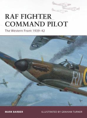 bokomslag RAF Fighter Command Pilot