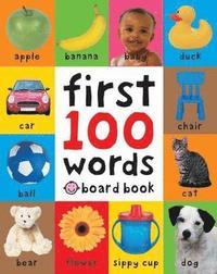 bokomslag First 100 Words