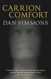 bokomslag Carrion Comfort