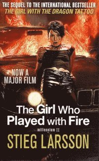 bokomslag The Girl who Played with Fire (Film tie-in)