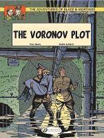 bokomslag Blake &; Mortimer 8 - The Voronov Plot