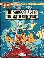bokomslag Blake &; Mortimer 10 - The Sarcophagi of the Sixth Continent Pt 2