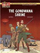 bokomslag Blake &; Mortimer 11 - The Gondwana Shrine