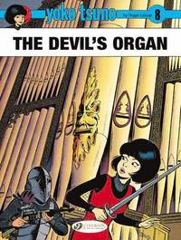 bokomslag Yoko Tsuno Vol. 8: the Devils Organ