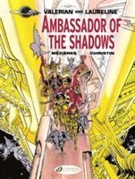 bokomslag Valerian Vol.6: Ambassador of the Shadows