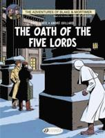 bokomslag Blake &; Mortimer 18 - The Oath of the Five Lords
