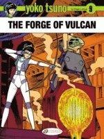 bokomslag Yoko Tsuno Vol. 9: the Forge of Vulcan