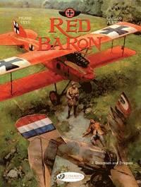 bokomslag Red Baron Vol. 3: Dungeons and Dragons