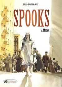 bokomslag Spooks Vol.5: Megan