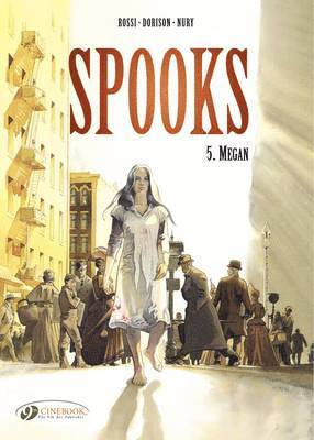 bokomslag Spooks Vol.5: Megan