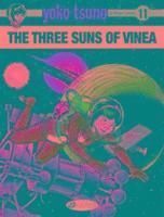 bokomslag Yoko Tsuno Vol. 11: the Three Suns of Vinea