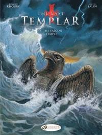 bokomslag The Falcon Temple
