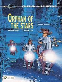 bokomslag Valerian 17 - Orphan of the Stars