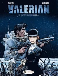 bokomslag Valerian: The Complete Collection Volume 4