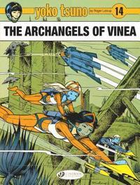 bokomslag Yoko Tsuno Vol. 14: The Archangels Of Vinea