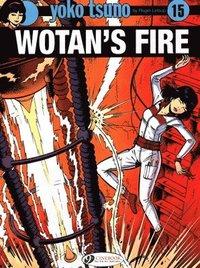 bokomslag Yoko Tsuno Vol. 15: Wotan's Fire