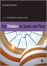 bokomslag Key Thinkers on Space and Place