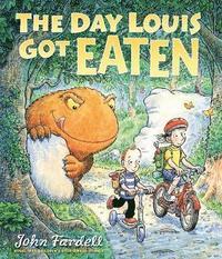 bokomslag The Day Louis Got Eaten