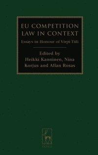 bokomslag EU Competition Law in Context