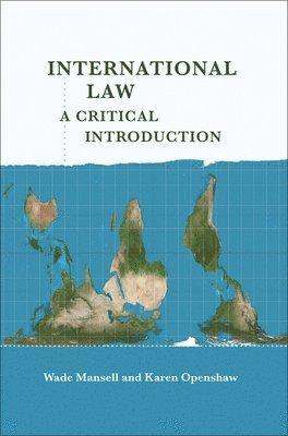 bokomslag International law - a critical introduction