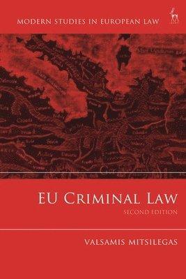bokomslag EU Criminal Law