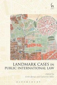 bokomslag Landmark Cases in Public International Law