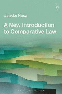 bokomslag A New Introduction to Comparative Law