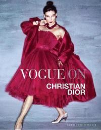 bokomslag Vogue on: Christian Dior