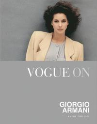 bokomslag Vogue on: Giorgio Armani