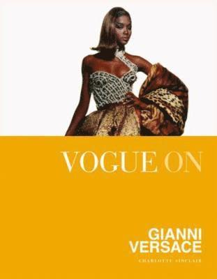 bokomslag Vogue on: Gianni Versace