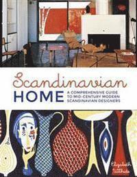 bokomslag Scandinavian Home