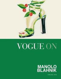 bokomslag Vogue on: Manolo Blahnik