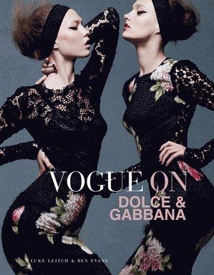 bokomslag Vogue on: dolce & gabbana