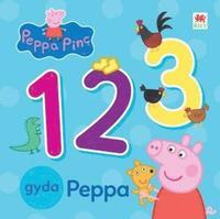bokomslag Peppa Pinc: 1 2 3 gyda Peppa