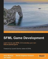 bokomslag SFML Game Development