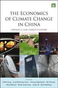 bokomslag The Economics of Climate Change in China