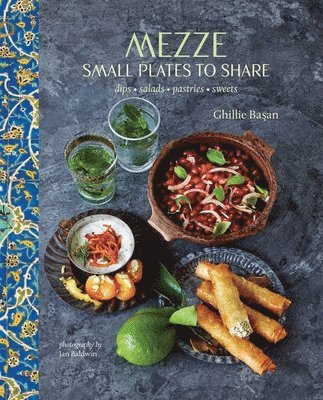 bokomslag Mezze: Small Plates to Share