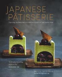 bokomslag Japanese Patisserie