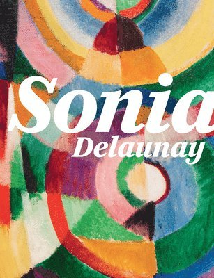 bokomslag Sonia delaunay