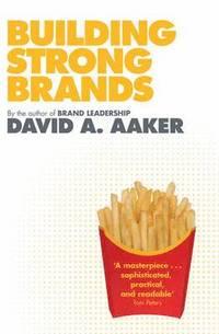 bokomslag Building Strong Brands