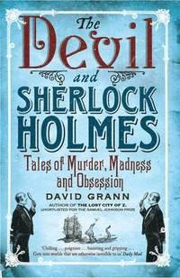 bokomslag The Devil and Sherlock Holmes