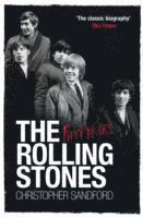 bokomslag Rolling stones: fifty years