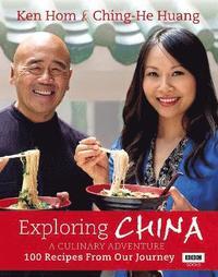 bokomslag Exploring China: A Culinary Adventure