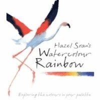bokomslag Hazel Soan's Watercolour Rainbow