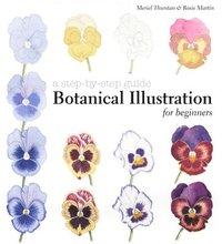 bokomslag Botanical Illustration for Beginners