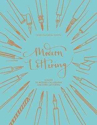 bokomslag Modern lettering
