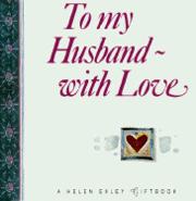 bokomslag To My Husband With Love